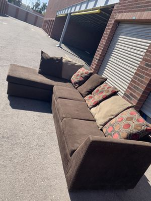 Comfortable sectional couch for Sale in Phoenix, AZ