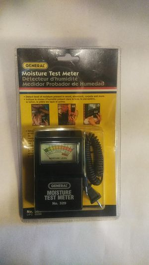 General Moisture Test Meter for Sale in Galloway, OH
