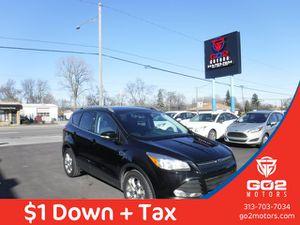 2014 Ford Escape for Sale in Detroit, MI