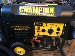 Generator for sale for Sale in Smyrna, GA