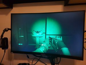 "AOC 27"" 2k Curved Monitor 165Hz for Sale in Pompano Beach, FL"