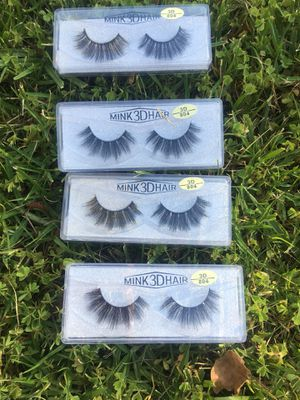 3D Mink Lashes for Sale in Moreno Valley, CA