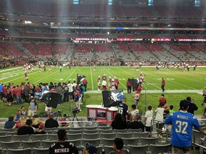 Up to 13 together Arizona Cardinals tickets Section 133 row 11-13 for Sale in Avondale, AZ