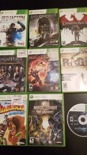 Xbox 360 games for Sale in Brentwood, TN