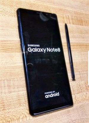 MINT! Samsung Galaxy Note 8 64gb! Cheap! for Sale in Dallas, TX