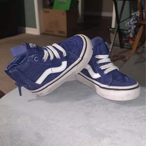 Vans Shoes Toddler Size 4 for Sale in Fontana, CA