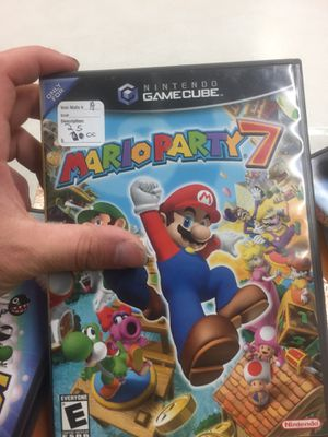 Mario party 7 for Sale in Round Lake Heights, IL