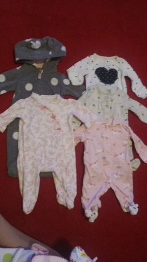 Newborn pajamas for Sale in City of Industry, CA