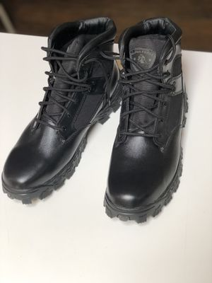 Rocky Alpha Force Steel Toe Work Boots for Sale in Calimesa, CA