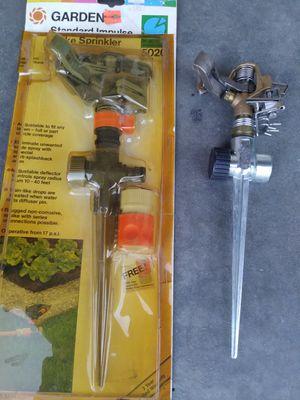 Spike sprinkler for Sale in Fresno, CA