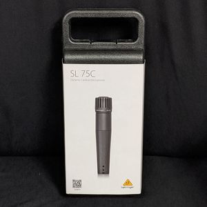 Behringer SL 75C Dynamic Cardiod Microphone for Sale in San Diego, CA