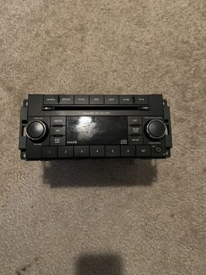 2011-2013 Jeep Wrangler radio for Sale in La Vergne, TN