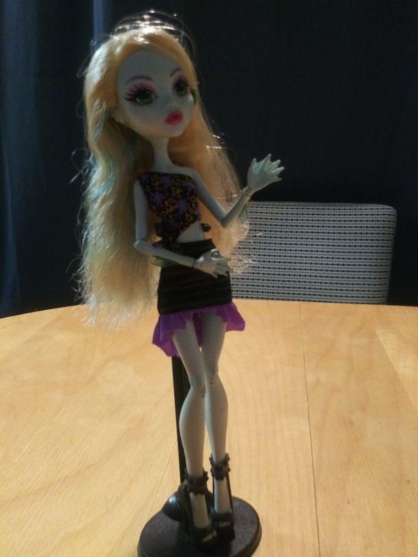 Laguna Blue Monster High Doll