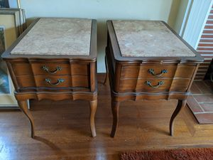 Antique french side tables for Sale in Palos Verdes Estates, CA