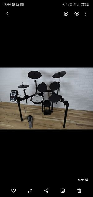 Roland td11 electric drum set for Sale in Holly Springs, NC