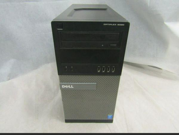 Dell 9020 i5 Tower w/Win 10
