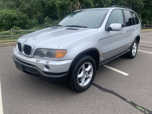 2002 BMW X5 AWD for Sale in East Hartford, CT