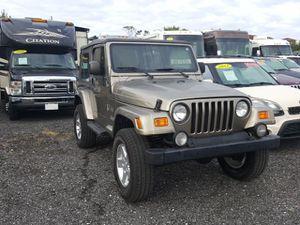 2004 Jeep WRANGLER for Sale in Sebring, FL