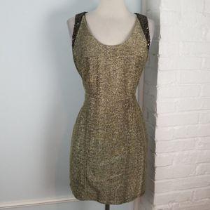 Metallic Gold Sequin Dress for Sale in Austin, TX