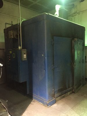 Industrial powder coating oven for sale. Works great! 8 ft by 8 ft for Sale in Dayton, OR