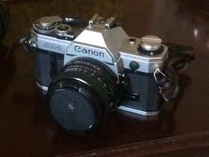 Canon AE-1 camera & accessories for Sale in Columbus, OH