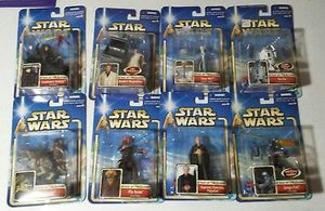 Star Wars Toy Action Figures - Attack of the Clones for Sale in Oak Park, IL