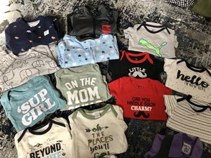 3-9 months baby clothes for Sale in Dallas, TX