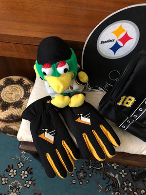 Pittsburgh sports fan collection for Sale in Glenshaw, PA