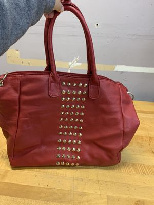 Red purse for Sale in San Jose, CA