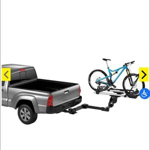 Thule Bike Rack Swing Out for Sale in Portland, OR