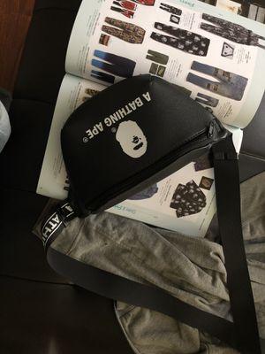 Bape bag fanny pack for Sale in Denham Springs, LA