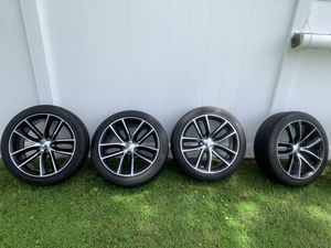 4 tires with rims for Sale in St. Louis, MO