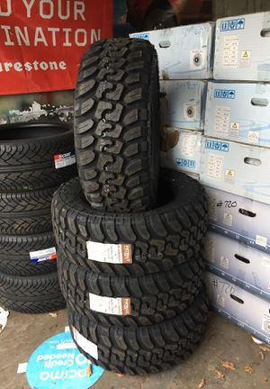 35x12.50R20 patriot mt for Sale in Gresham, OR