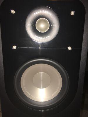 Polk audio speakers for Sale in Brentwood, TN