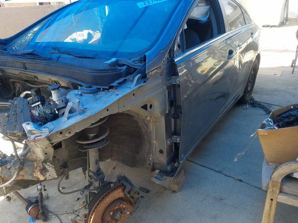 2011 Hyundai sonata for parts