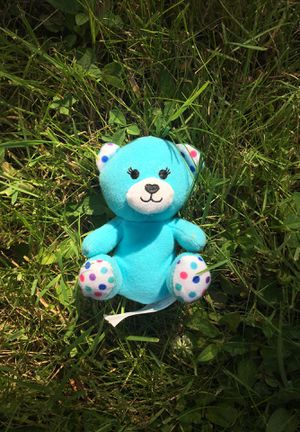 Tiny Light Blue Bear for Sale in Hayward, CA