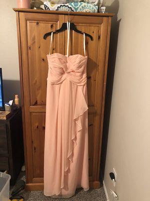 David's bridal bridesmaid dress. Size 12. for Sale in Winter Haven, FL