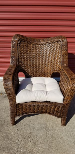Pier One Rataan Chair for Sale in Frisco, TX