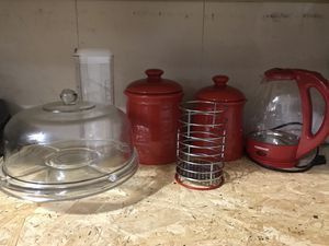 Kitchen items! for Sale in Greenville, SC