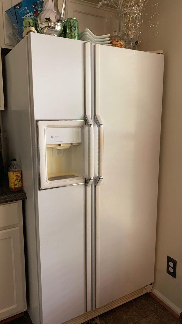GE Profile 21.6 cu. Ft. Refrigerator