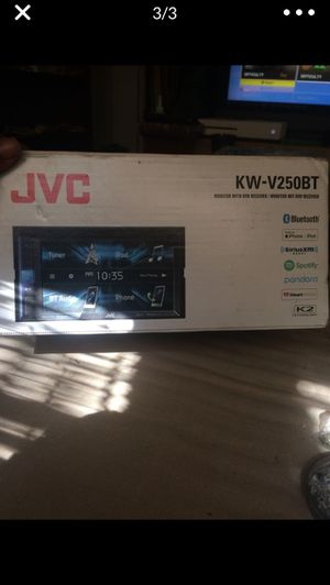 Jvc KW-V250BT for Sale in Chattanooga, TN