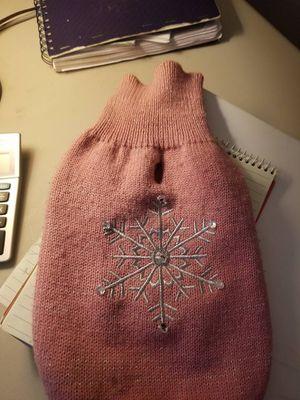 XS Dog Sweater for Sale in Rustburg, VA