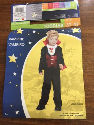 Vampire costume for Sale in Norwalk, CA