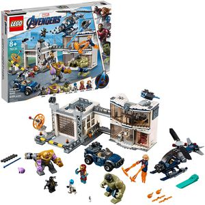 BRAND NEW LEGO Marvel Avengers Compound Battle 76131 Building Set includes Toy Car, Helicopter, and popular Avengers Characters for Sale in Orlando, FL