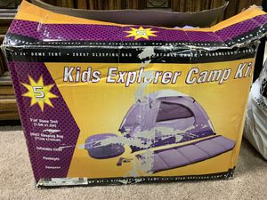 Kids explorer camp kit for Sale in Delran, NJ
