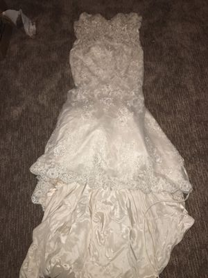 Wedding dress for sale for Sale in Virginia Beach, VA