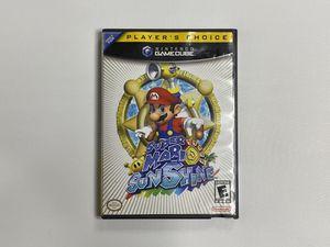 Mario Sunshine GameCube for Sale in Stockton, CA