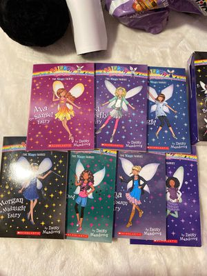 rainbow magic: the night fairies full boxed collection for Sale in Franklin, MA