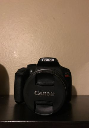 Canon Rebel T6 Camera for Sale in Montclair, CA