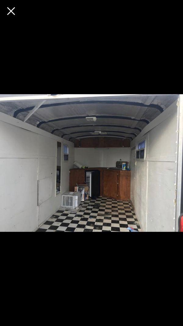 2006 enclosed trailer (OBO)